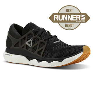 Custom Floatride Run Black/Gravel/White/Gum CN7263