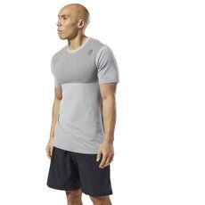 adcd10ec556ee Reebok - Reebok CrossFit® MyoKnit Tee Medium Grey Heather   Ash Grey DP4571  ...
