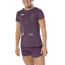 f0252a03d60d8 Reebok - Reebok CrossFit® ACTIVCHILL Tee Urban Violet DU5107 ...