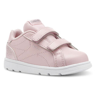 REEBOK ROYAL COMPLETE CLEAN Pastel-Practical Pink/White/Silver CN5066