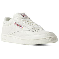 609a1e7f2b0 Reebok - Club C 85 Chalk Meteor Red DV3895