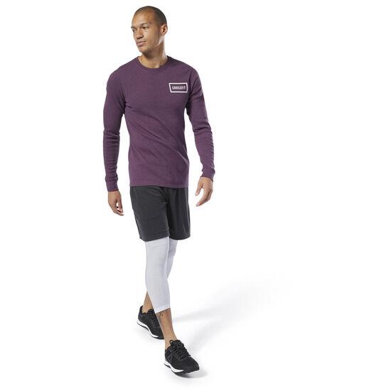Reebok - CrossFit Long Sleeve Thermal Top Urbvio DU5113