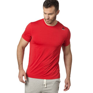 Workout Ready ACTIVCHILL Tech Tee Primal Red BS1403