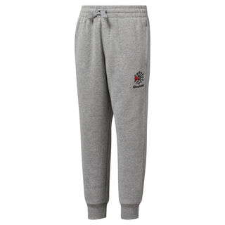 Boys' Classics Pants Medium Grey Heather DH3320