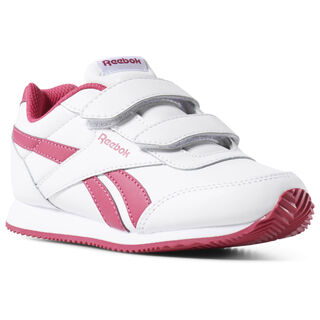 Reebok Royal Classic Jogger White/Rugged Rose CN4937