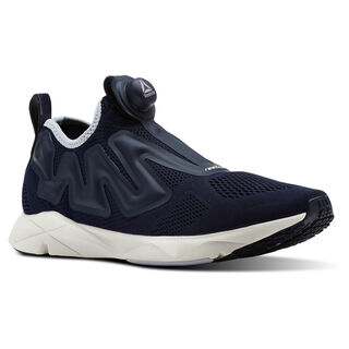 Pump Supreme Style Col Navy/Wshd Yllw/Chlk/Blk/Blue Move/Cld Gry CN4586