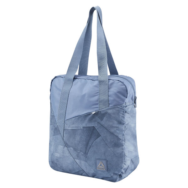 Women's Foundation Graphic Tote Blue D56075