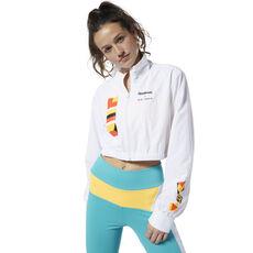 Reebok - Gigi Hadid Track Jacket White DY9376 ... 101b2108a