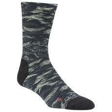 Reebok - CrossFit® Printed Crew Socks Black DU2950 4d713333f