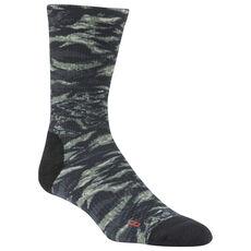 78a38bf2e4c Reebok - CrossFit® Printed Crew Socks Black DU2950