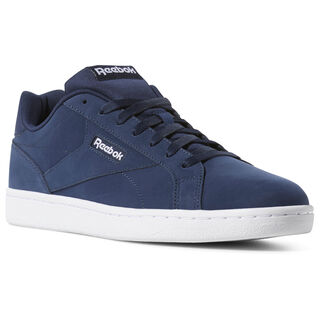 Reebok Royal Complete Clean LX Collegiate Navy//White CN7327