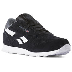 Reebok - Classic Leather Black   True Grey DV4259 3b475c108