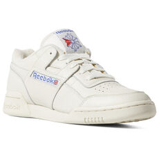 Reebok - Workout Plus 1987 TV Chalk   Paperwhite   Royal DV6435 a8eaafc84
