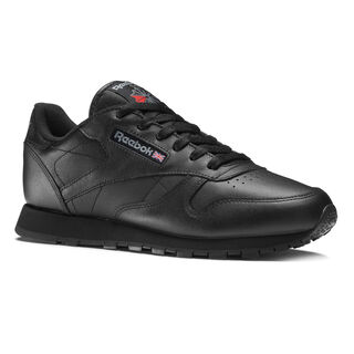 Classic Leather - Primary School Black 50149
