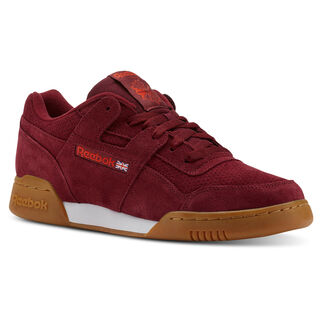 WORKOUT PLUS MU Spg/Collegiate Burgundy/Carotene/White/Gum CN5196