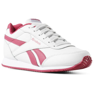 Reebok Royal Classic Jogger 2.0 White/Rugged Rose CN4933