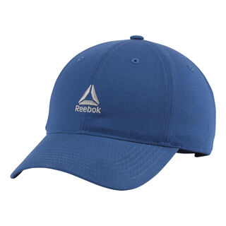 Active Foundation Logo cap Bunker Blue CZ9843