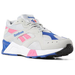 Reebok Aztrek We-Skull Grey/Acid Pink/Coll Royal/White/Blk DV3941