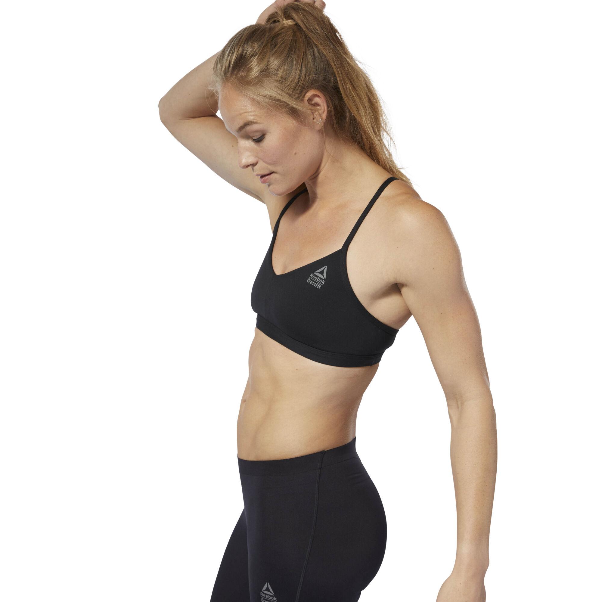 407cac7be2660 Reebok CrossFit® Micro Bra - Pink