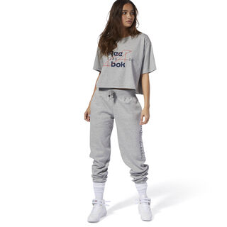 Classics Graphic Pants Medium Grey Heather/Medium Grey Heather DT7272