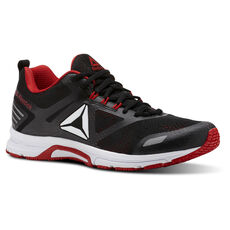 50d32dc46f9 Reebok - Ahary Runner Black   White   Primal Red CN5333