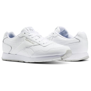 Reebok Royal Glide White/Steel/Reebok Royal V53955