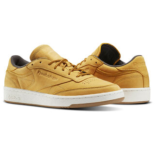 Club C 85 Wheat Pack Golden Wheat/Urban Grey/Chalk-Gum BS5205