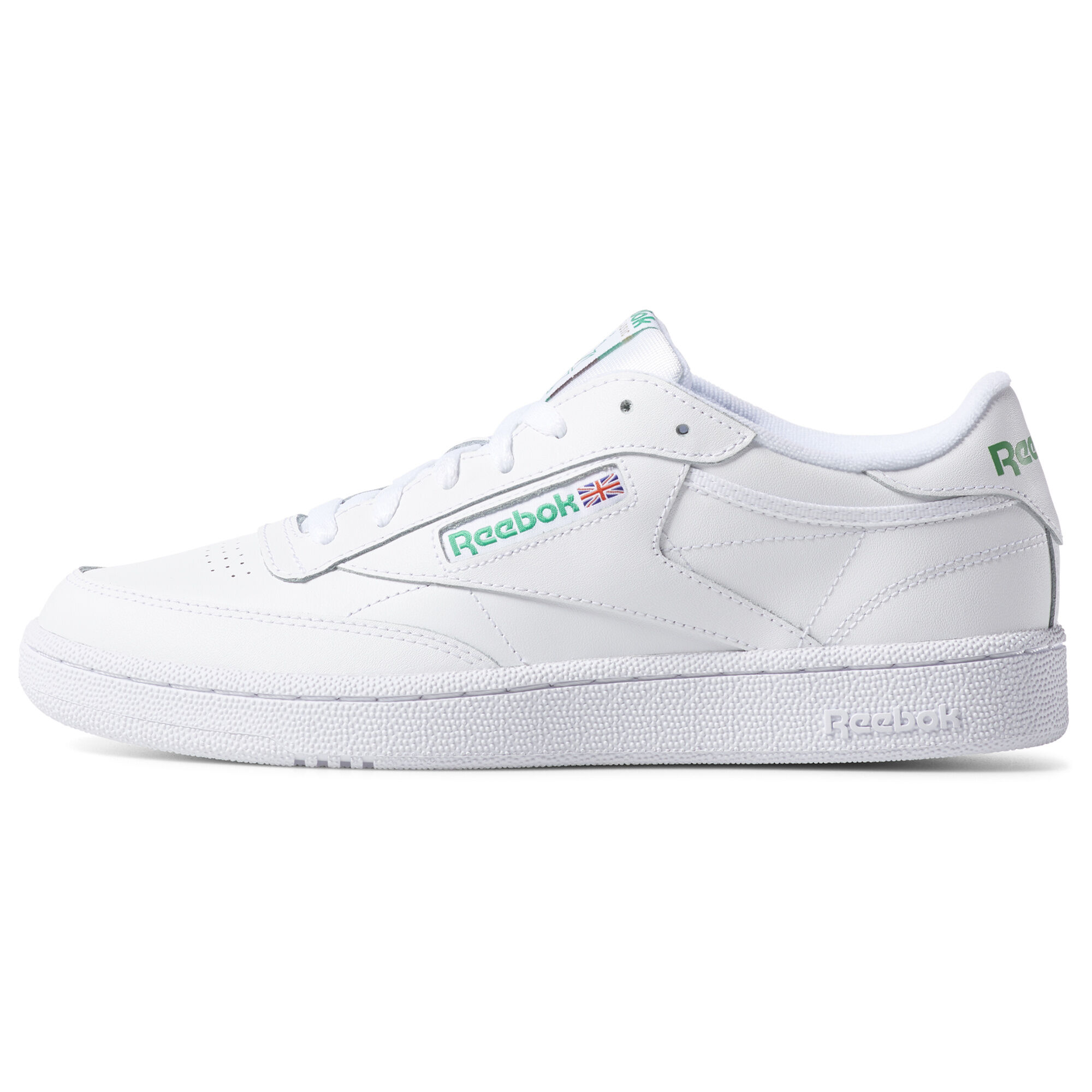 6653dbc3b2389e Reebok Club C 85 - White