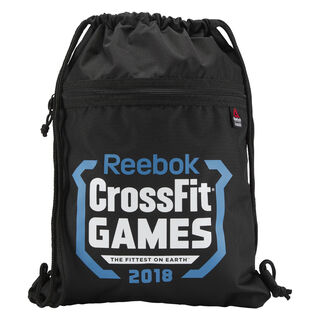 Reebok CrossFit Gymsack - Games Black DN1515