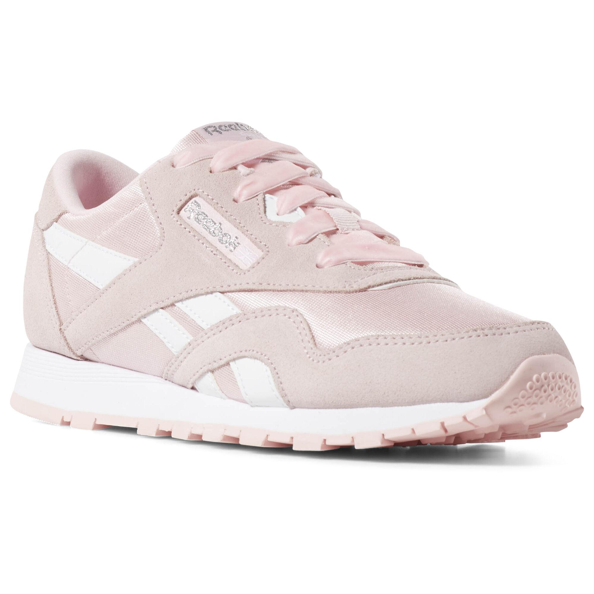 Reebok Nylon Pink Mlt Classic Reebok Classic HxOq5UwRx