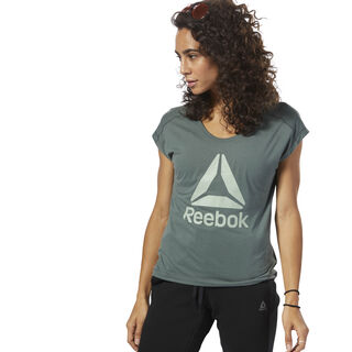 Workout Ready Supremium 2.0 Tee Chalk Green D95473