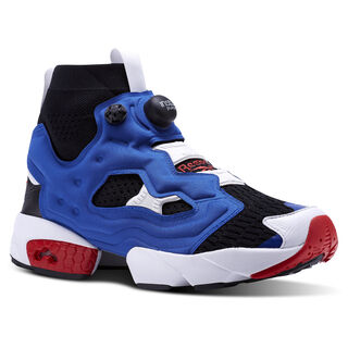 InstaPump Fury OG Ultraknit Black/Team Dark Royal/Primal Red CN0135