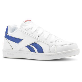 Reebok Royal Prime White/Collegiate Royal/Primal Red CN4769