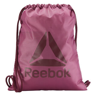 Reebok Drawstring Bag Twisted Berry CZ9882