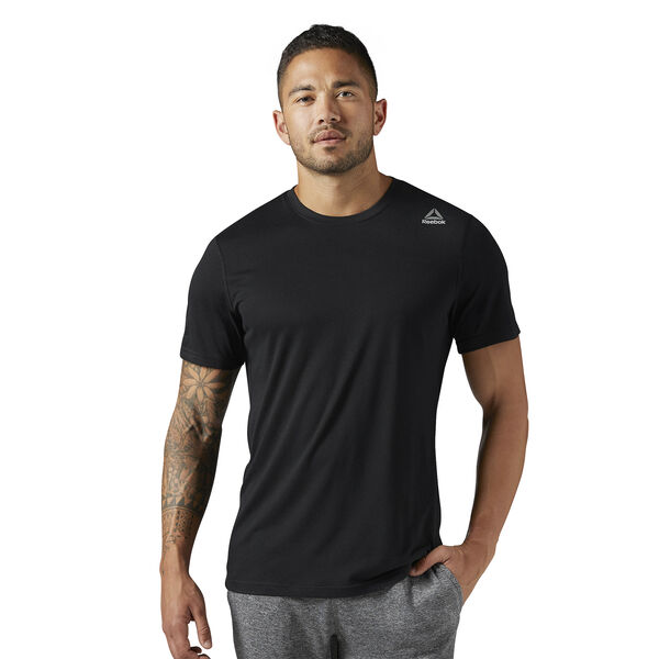 Workout Ready Supremium 2.0 Tee Black BK6310