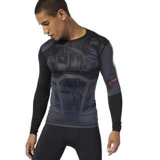 Training Compression Tee Cold Grey DP6563