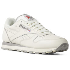 f943ec2f3892 Reebok - Classic Leather 1983 TV White   Grey DV6433