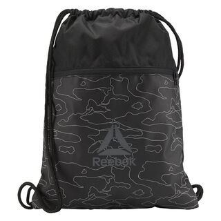 Active Enhanced Gymsack Black CZ9810