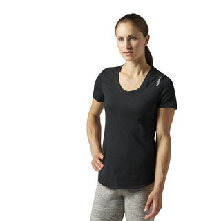 Workout Ready Short Sleeve Tee Black/Black AJ3415