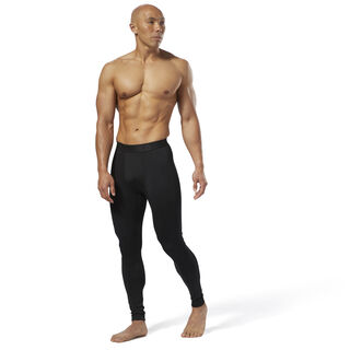 Workout Ready Compression Tights Black CY3624
