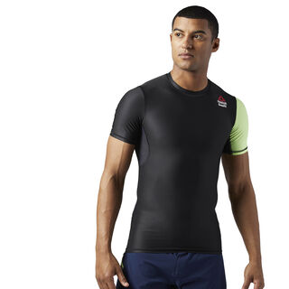 Reebok CrossFit Games Compression Tee Black CE2927