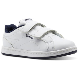 Reebok ROYAL COMP CLN 2V White/Collegiate Navy CN1703