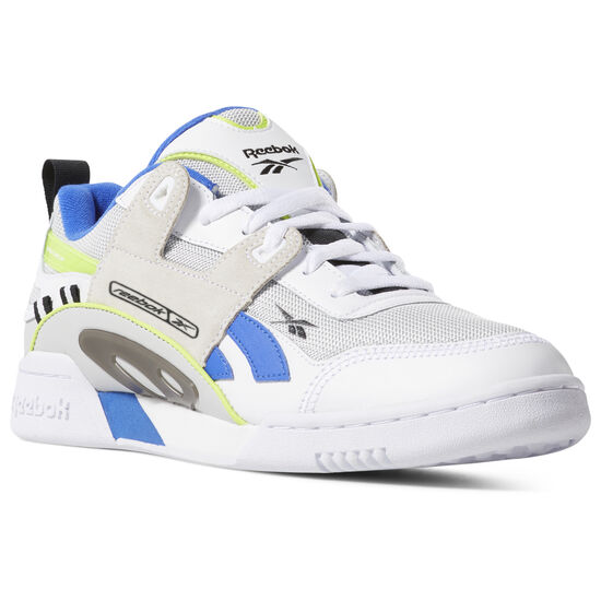 Reebok - Workout Plus ATI 90s White/Black/Neon Lime DV6283