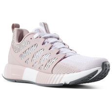 2784b636a496 Reebok - Reebok Fusion Flexweave Cage Smoky Rose Ashen Lilac True Grey White