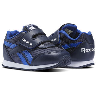 Reebok Royal Classic Jogger Collegiate Navy/Vital Blue/White BS8724