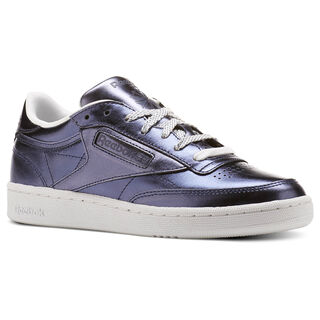 Club C 85 S Shine Royal Dark Blue/White CM8687