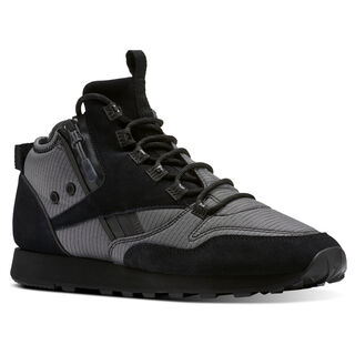 Classic Leather Mid Explore Black/Coal CN3455