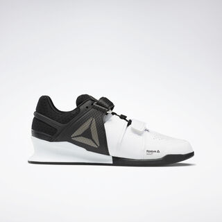 Reebok Legacy Lifter White/Black/Pewter BD1793
