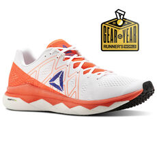Reebok - Reebok Floatride Run Fast Atomic Red   White   Blue Move   Black  CN4682 91b5c9915