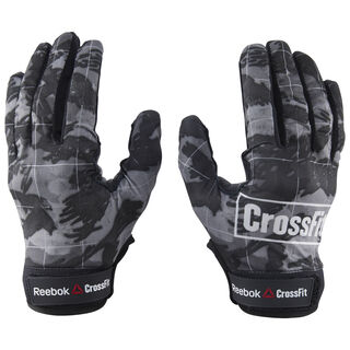 Reebok CrossFit Competition Gloves Black CD7269